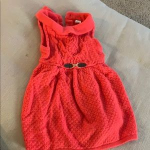 Sweater dress from Janie and Jack